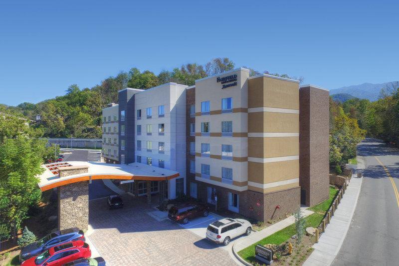 Fairfield Inn And Suites Gatlinburg Downtown
