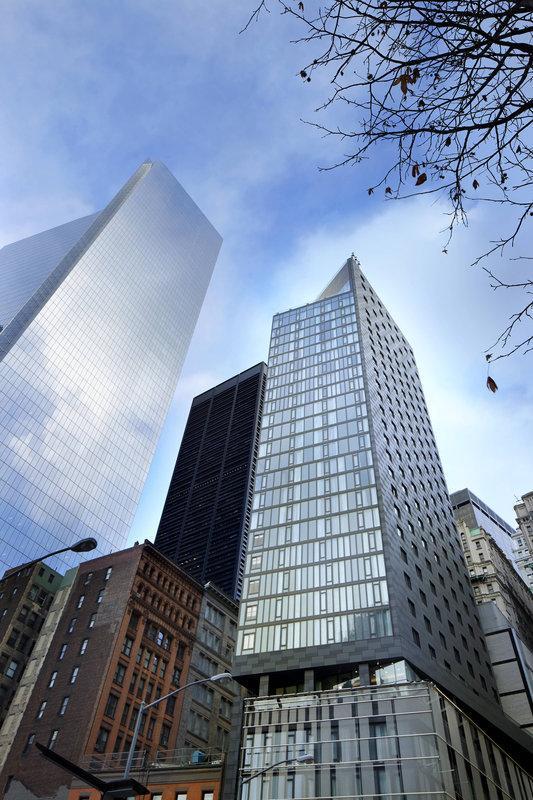 Courtyard New York Downtown Manhattan World Trade Center Area