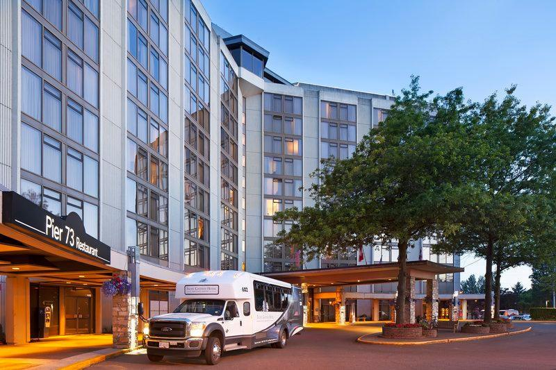 Pacific Gateway Hotel At Vancouver Airport