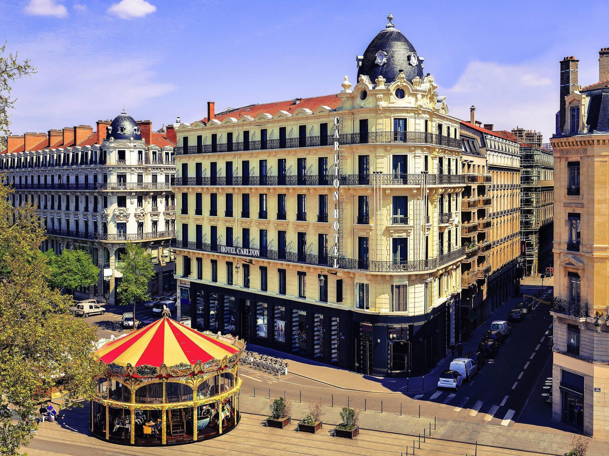 Hotel Carlton Lyon - MGallery
