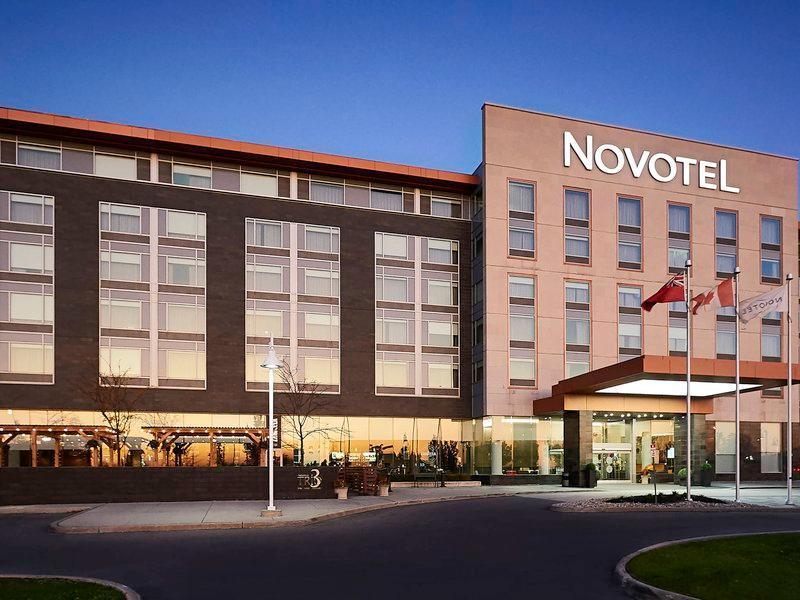 Novotel Toronto Vaughan Centre Hotel