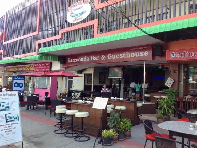 บาร์ราคูด้า เกสท์เฮาส์ – Barracuda Guesthouse