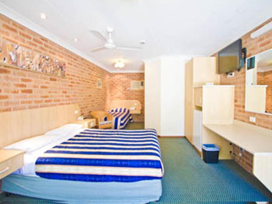 Review Branxton House Motel