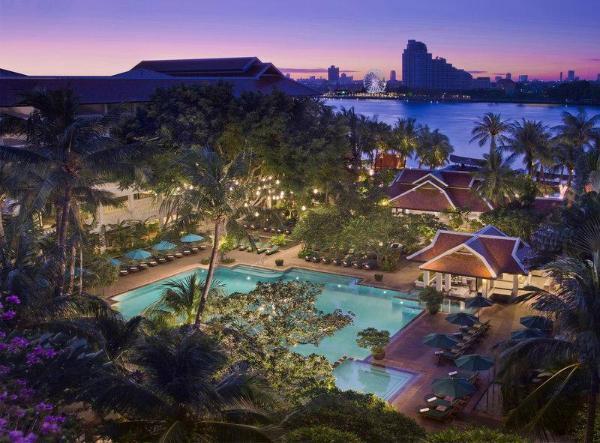 Anantara Riverside Bangkok Resort Bangkok
