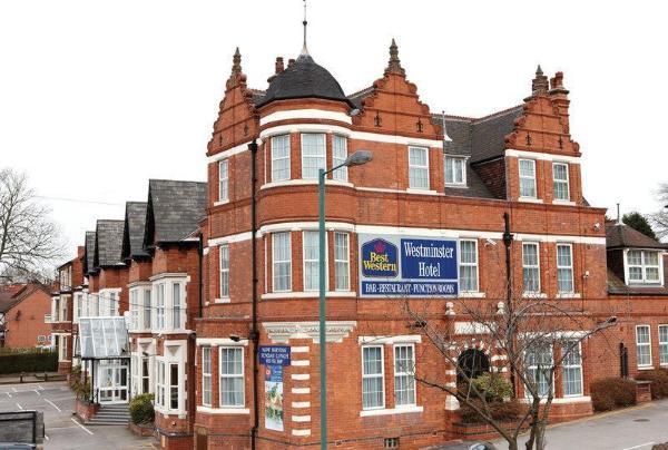 BEST WESTERN Westminster Nottingham Nottingham