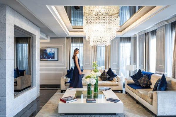 Baglioni Hotel Regina – The Leading Hotels of the World Rome