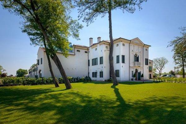 Hotel Villa Barbarich Venice