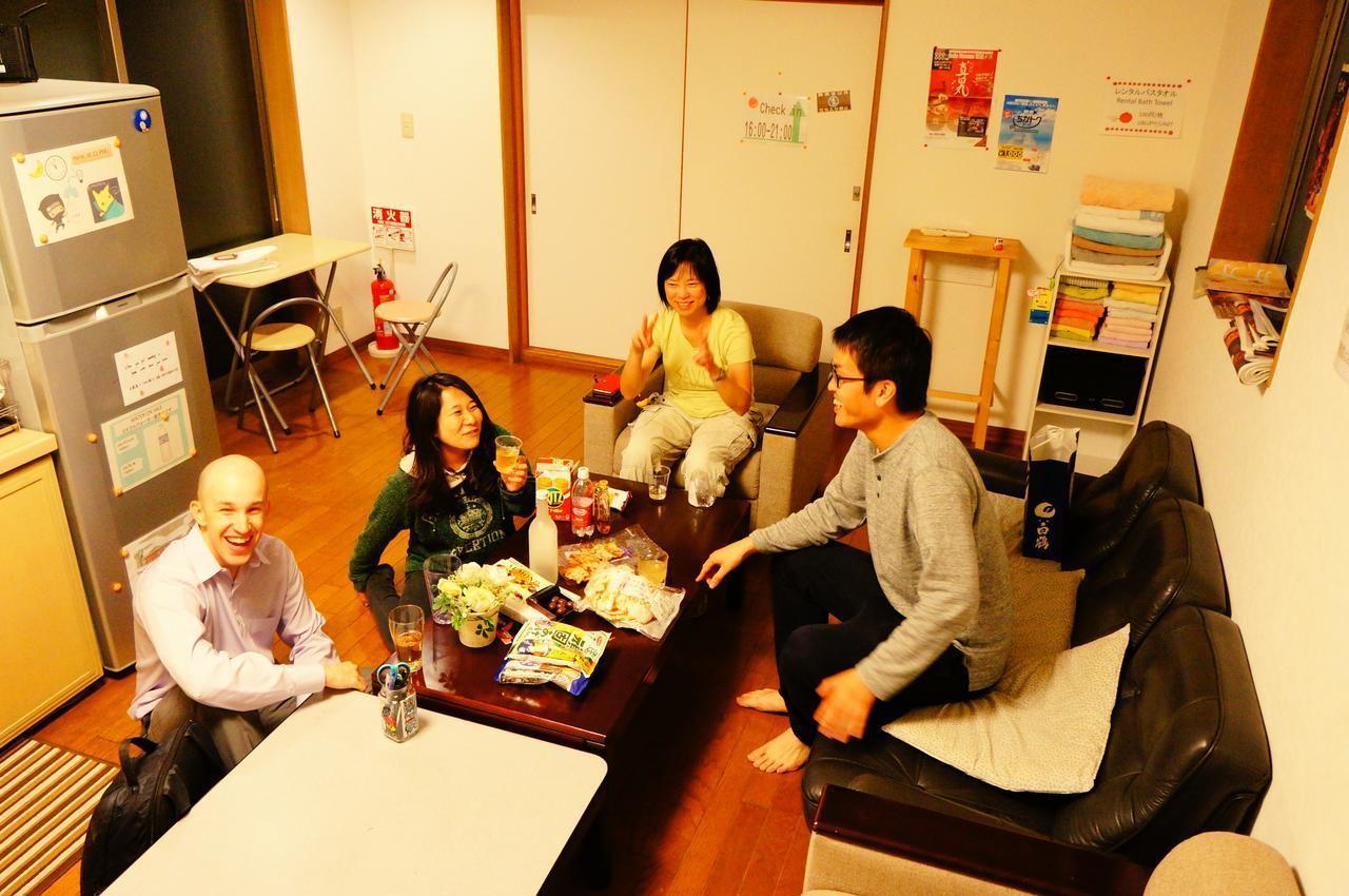 Osaka Tomato Hostel