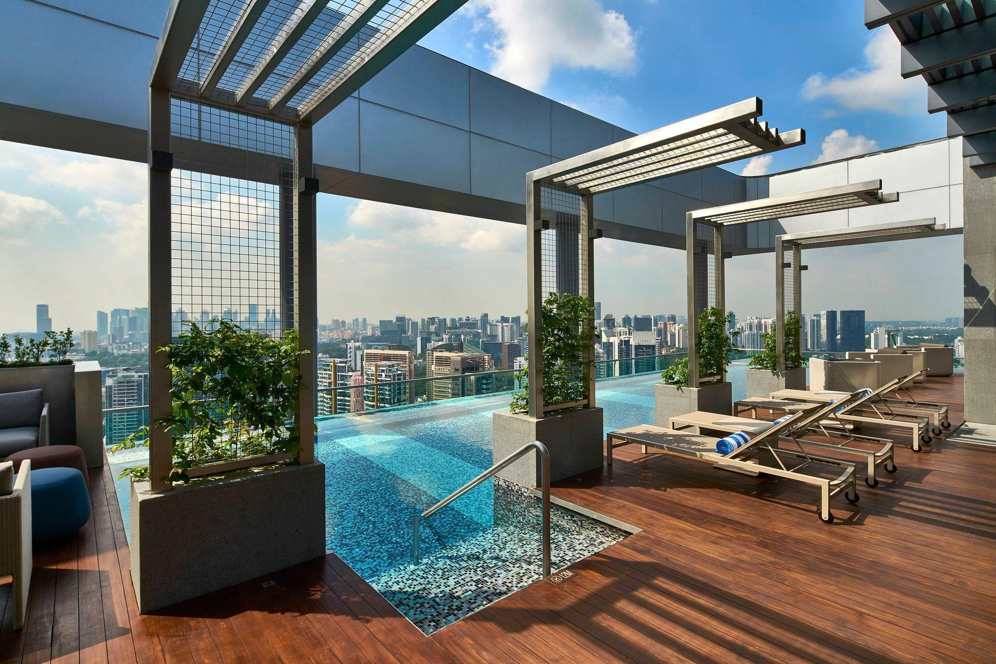 Courtyard By Marriott Singapore Novena