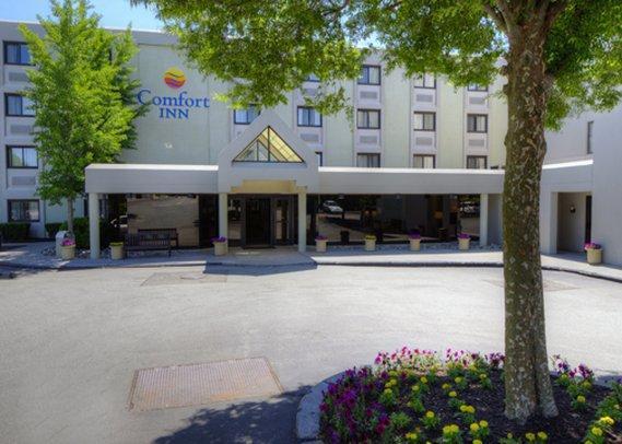 Fairfield Inn & Suites Providence Airport