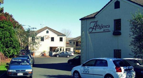 Anglesea Motel Hamilton