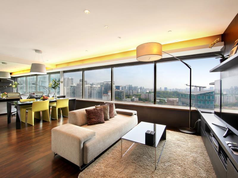 1 Bedroom Penthouse