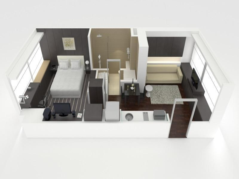 Deluxe One-Bedroom Apartment (M2n)