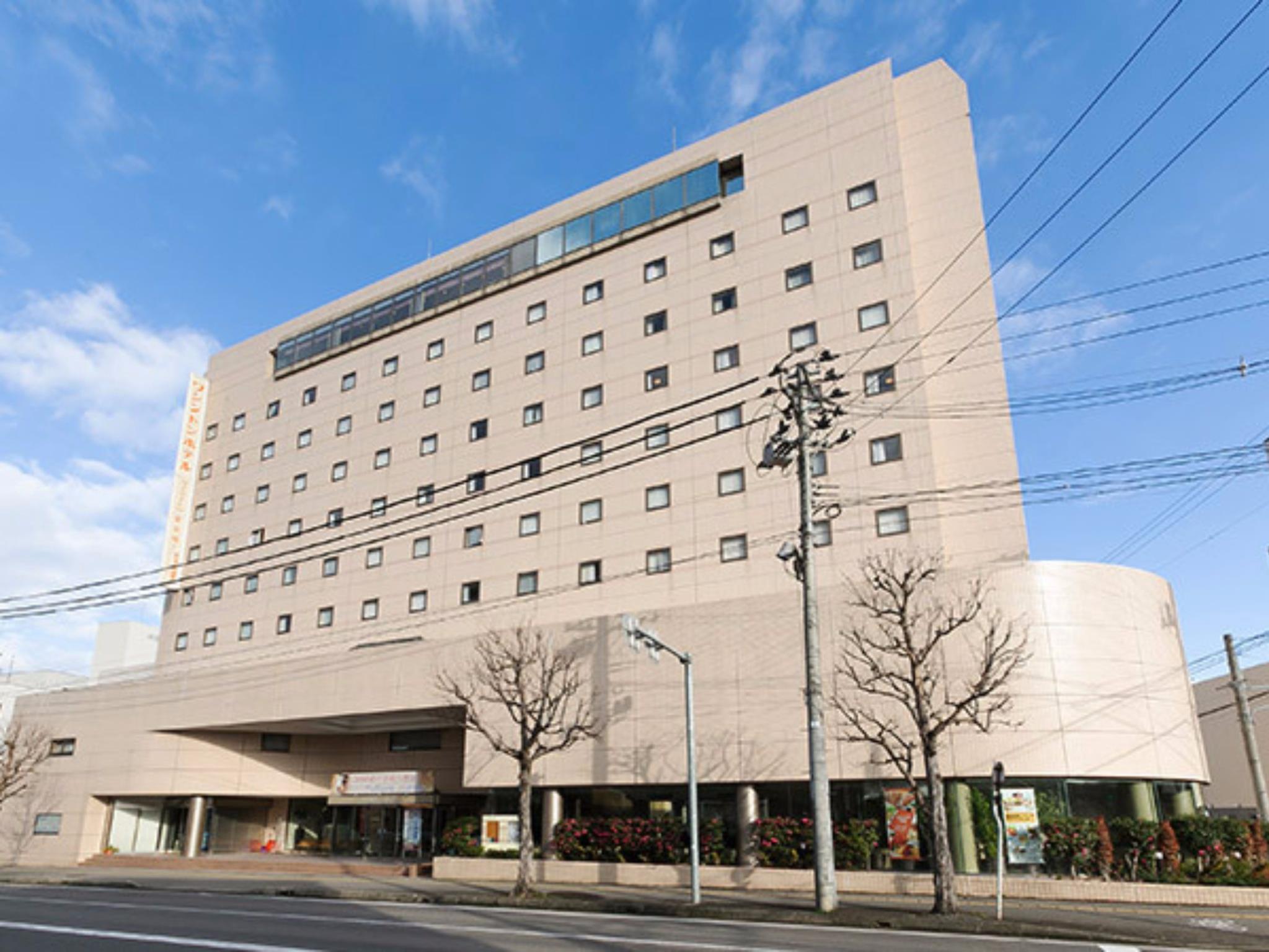 Aizu Wakamatsu Washington Hotel