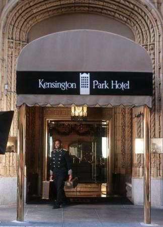 Kensington Park Hotel San Francisco