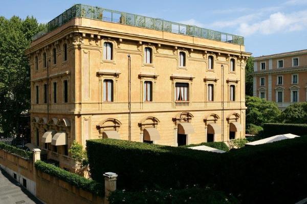 Villa Spalletti Trivelli - Small Luxury Hotels of The World Rome