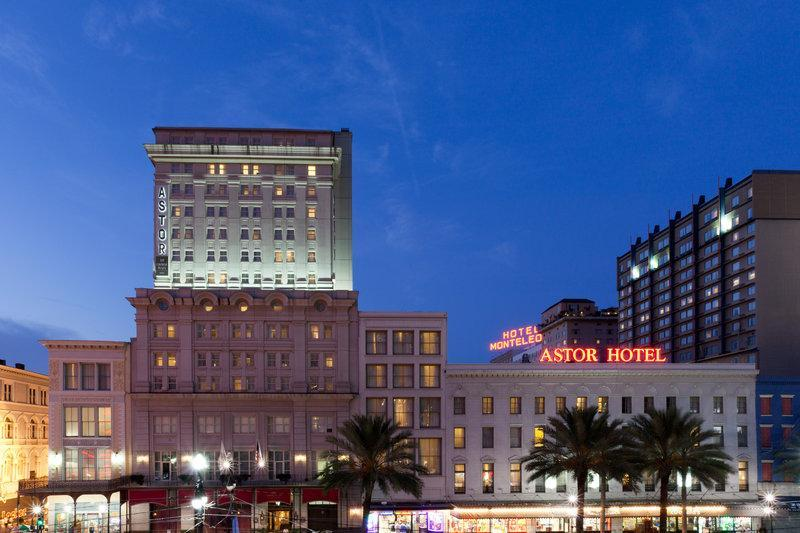 Astor Crowne Plaza New Orleans French Quarter
