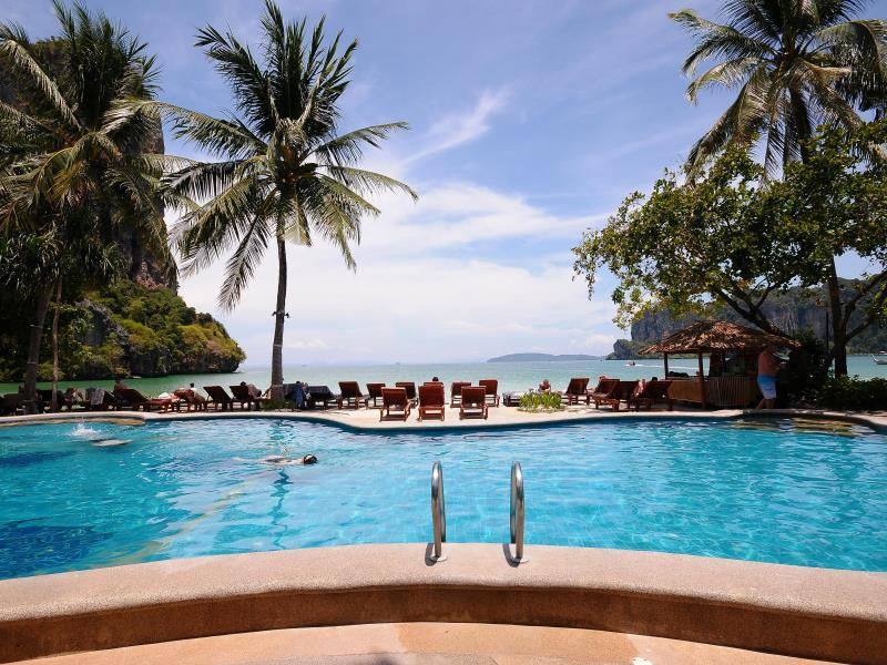 Hotel Murah di Railay Krabi - Railay Bay Resort & Spa