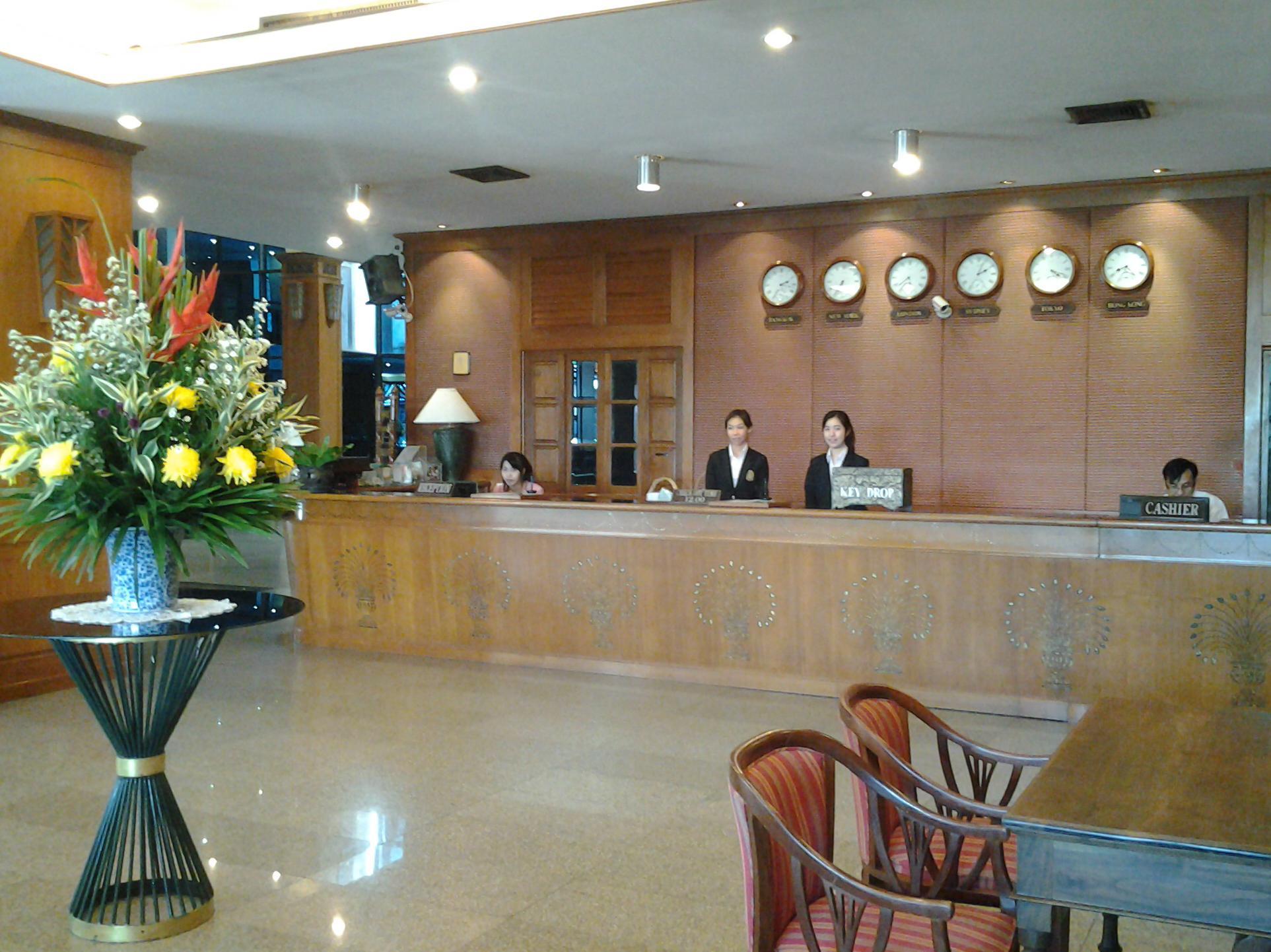 โรงแรมรอยัล ล้านนา รีวิว Pantip
