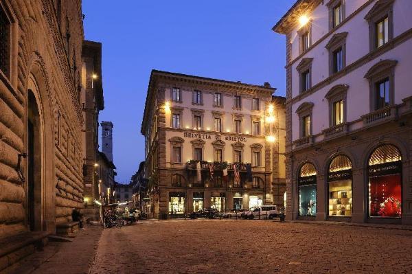 Helvetia & Bristol - Starhotels Collezione Florence