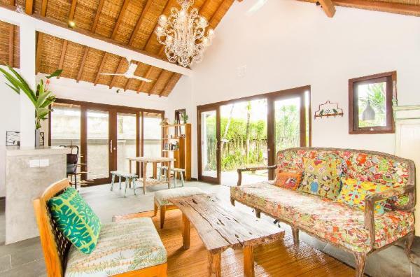 Hidden Oasis Romantic Villa Bali