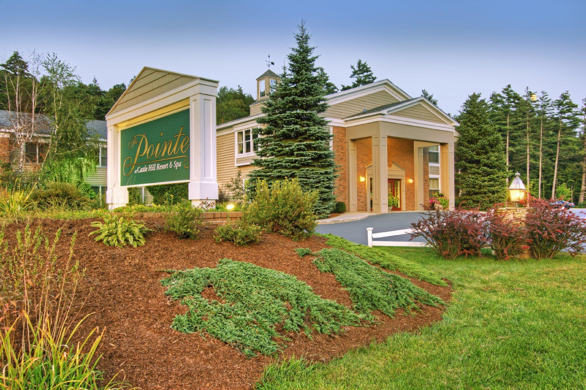 The Pointe At Castle Hill Resort And Spa