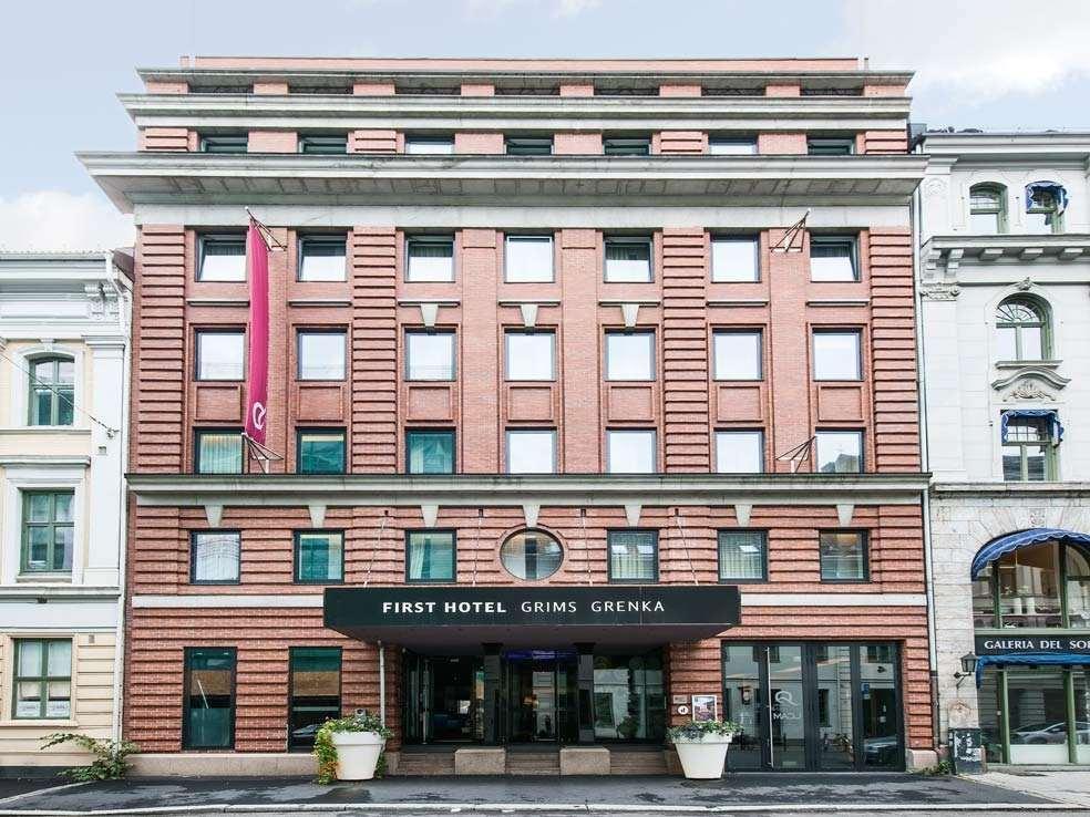 First Hotel Grims Grenka