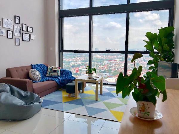 Minimalist Duplex @ Petaling Jaya &Sunway 100MBPS Kuala Lumpur