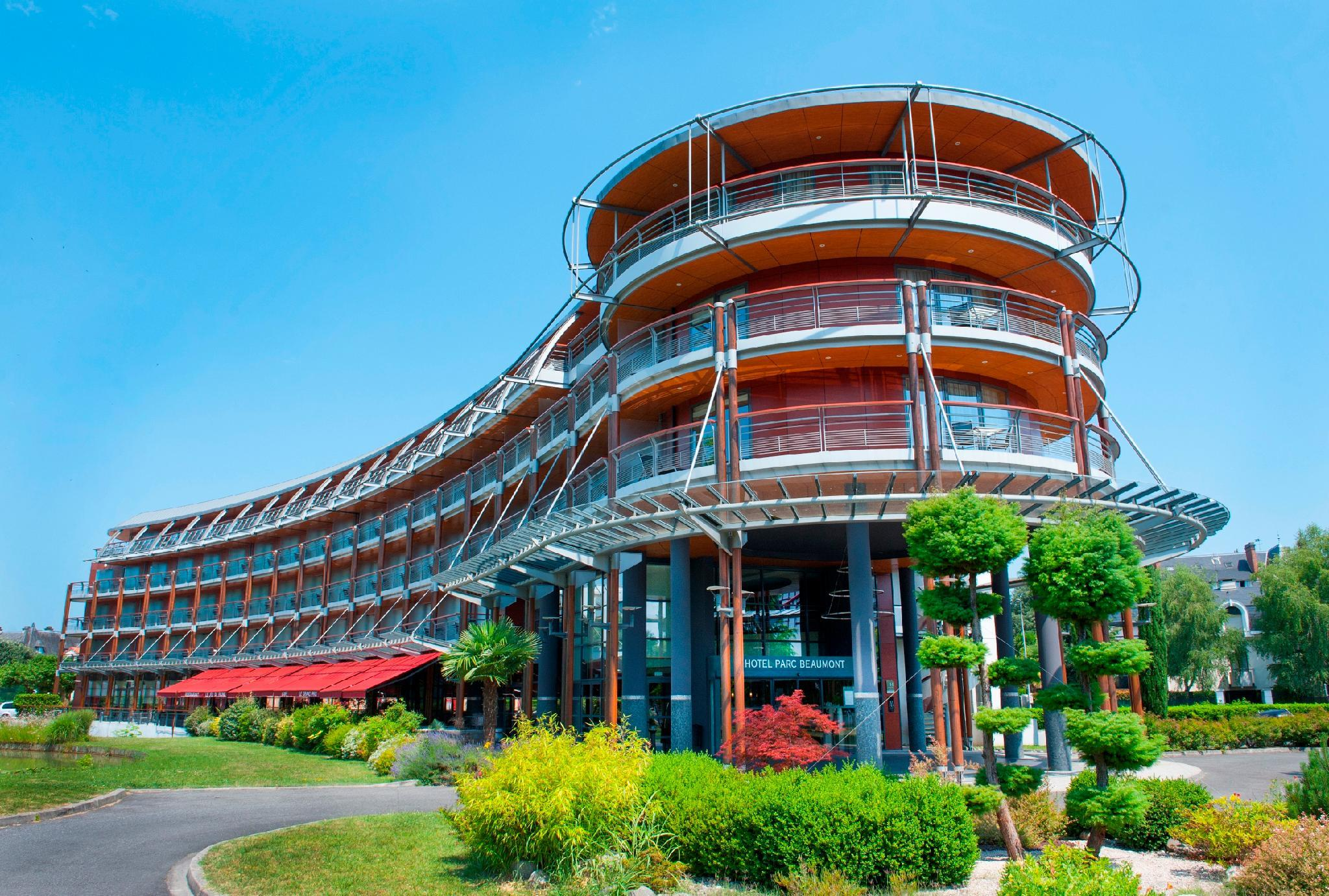 Hotel Parc Beaumont Pau   MGallery