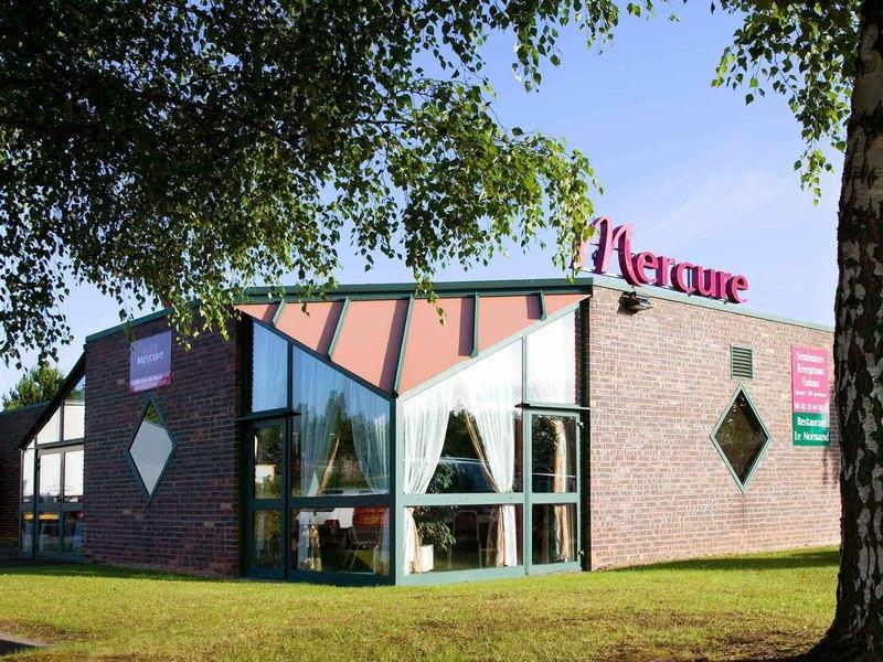 Hotel Mercure Caen Cote De Nacre Herouville Saint Clair