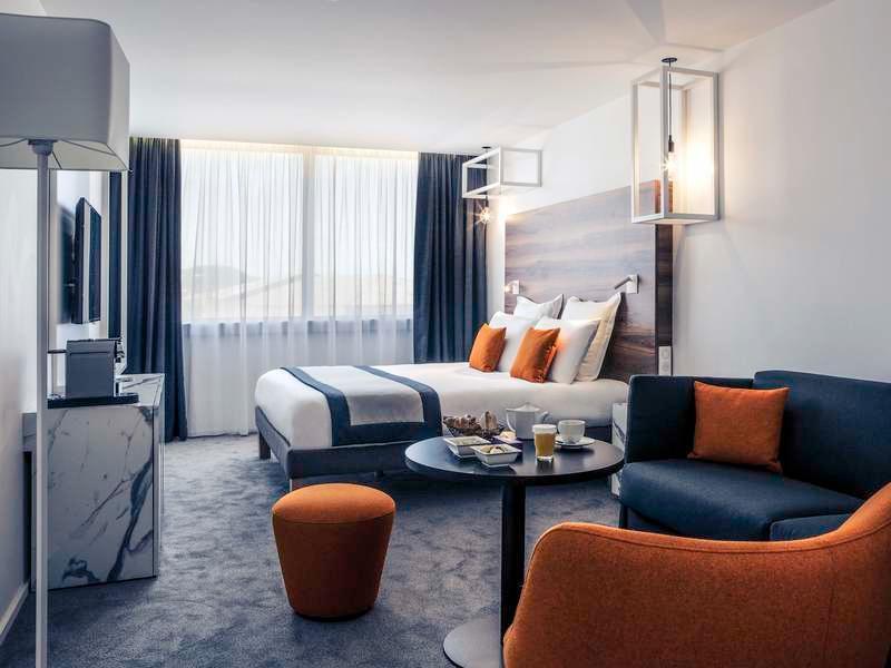 Hotel Mercure Nancy Centre Gare