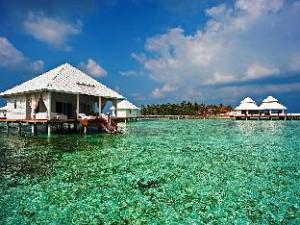 Tietoja majapaikasta Diamonds Athuruga Beach & Water Villas - All Inclusive (Diamonds Athuruga Beach & Water Villas - All Inclusive)