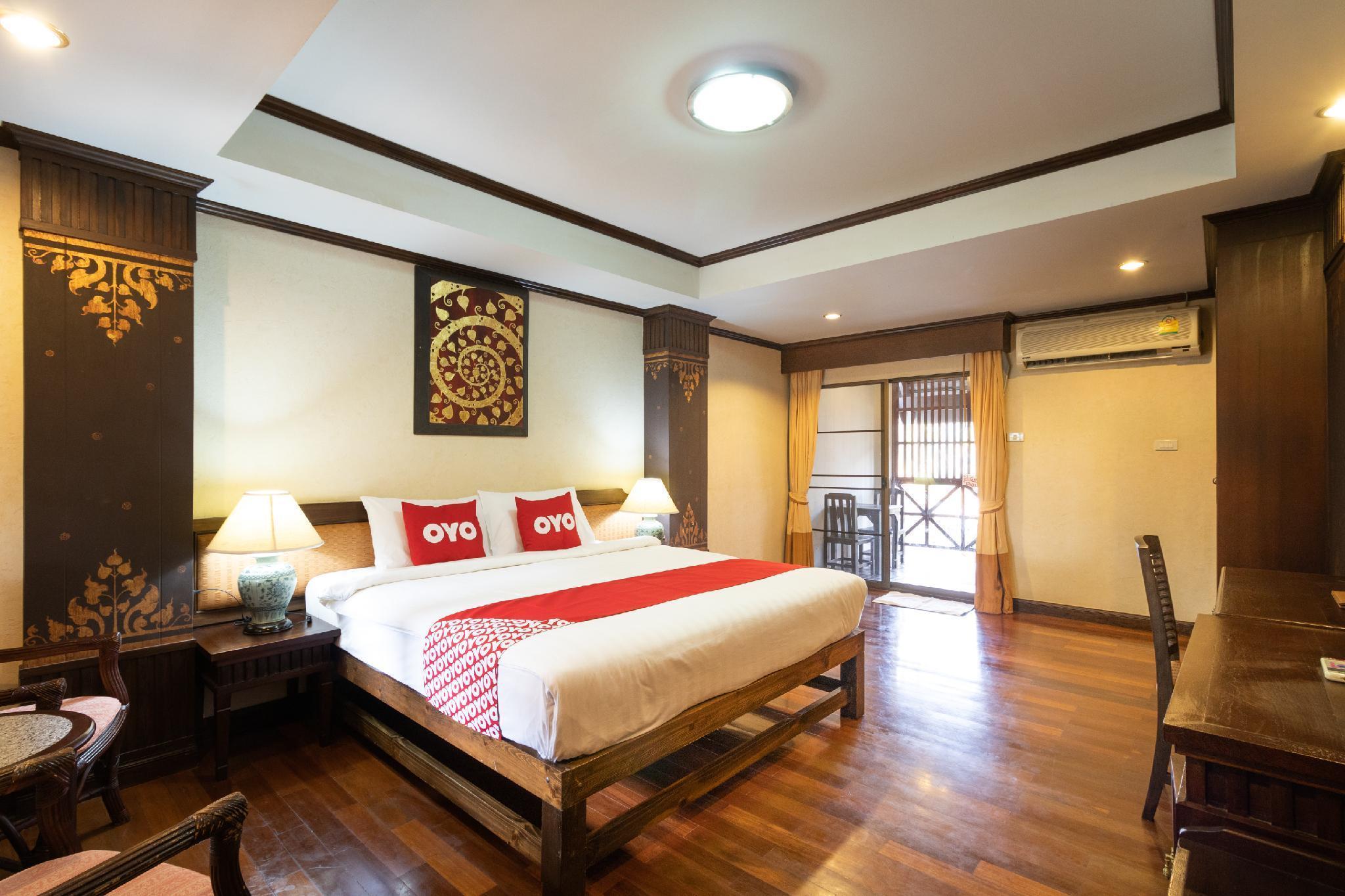 OYO 720 Royal Ping Garden & Resort โอโย 720 รอยัลปิงการ์เด้นแอนด์รีสอร์ต