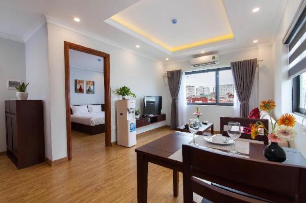 The Sun House serviced aparment Hanoi