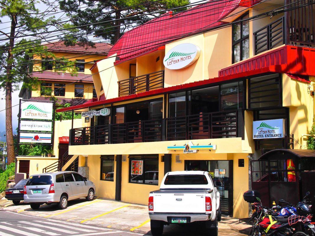 Baguio Lefern Hotel North Drive