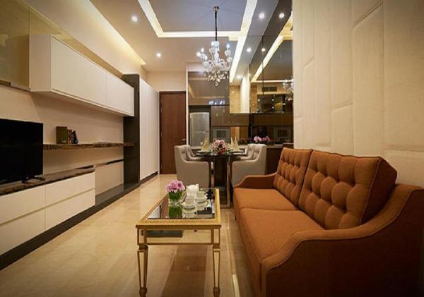 Maxhome@2 bedroom Dorsett Residence 2 Kuala Lumpur
