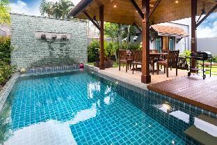 %name Onyx villa with pool Nai Harn Rawai beach ภูเก็ต