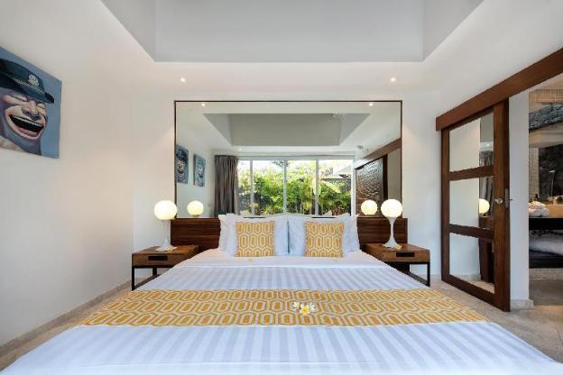2 Bedroom Uniquely Stylish in Seminyak