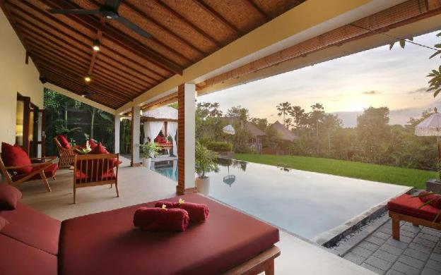 Unique New Villa In Canggu