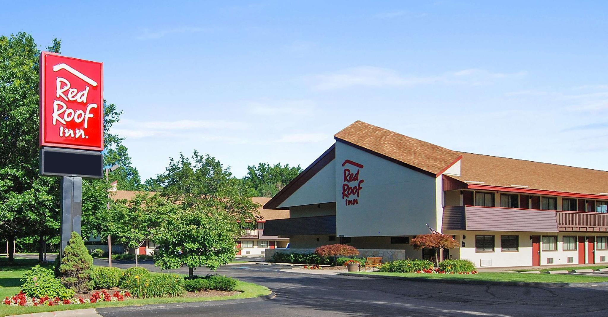 Red Roof Inn Cleveland   Westlake