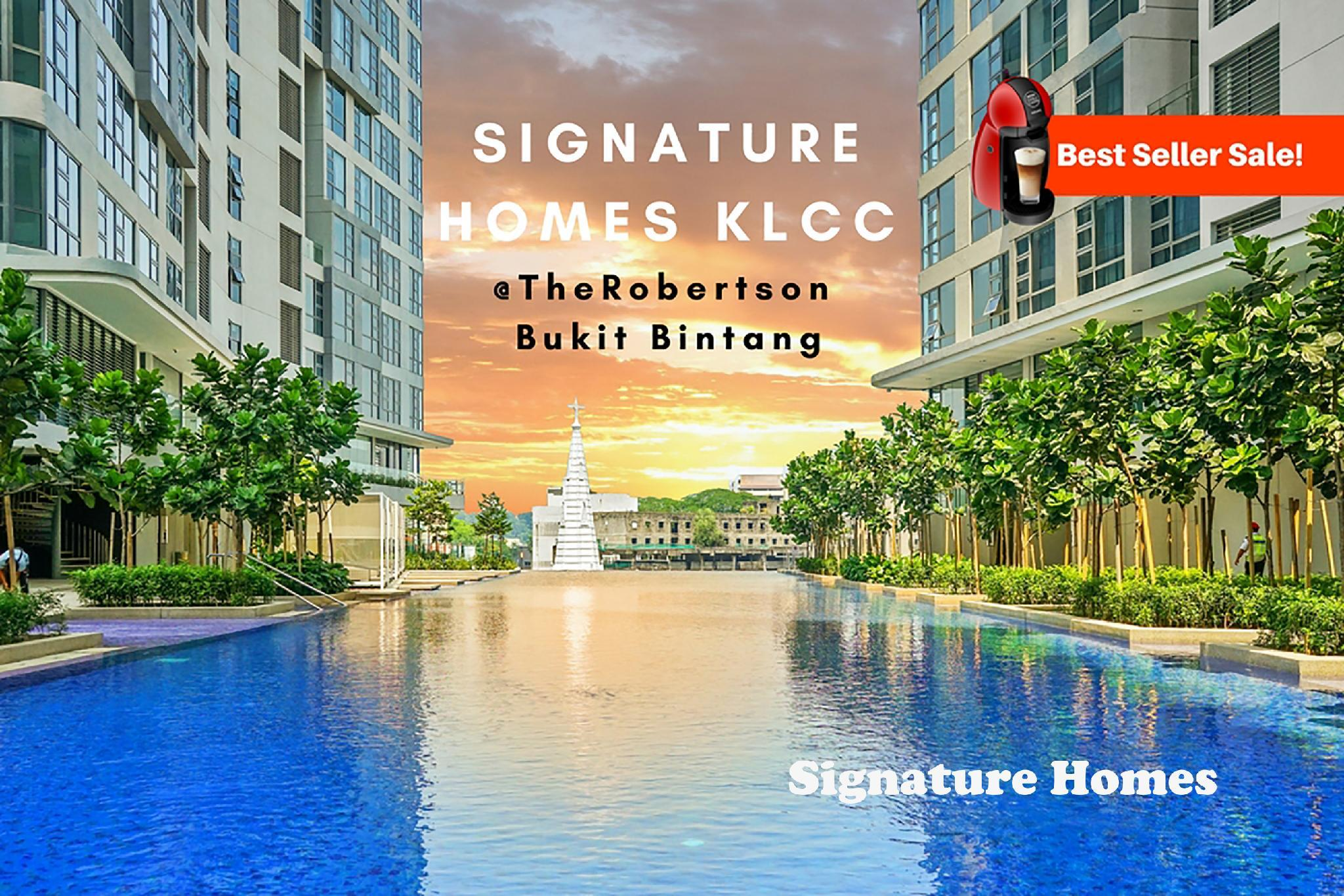 The Robertson Suites @ Bukit Bintang KLCC