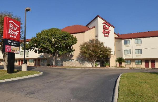 Red Roof Inn San Antonio - Airport San Antonio