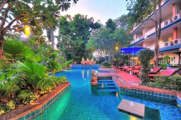 Citin Garden Resort Pattaya by Compass Hospitality Pattaya