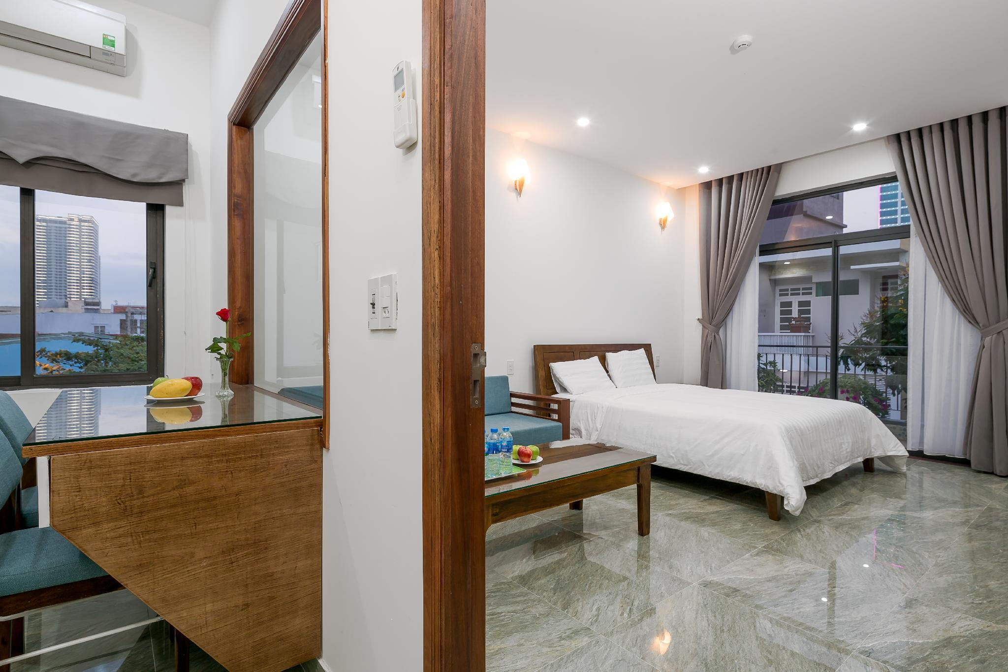 Marina Apt 1 Bedroom With Full Furniture