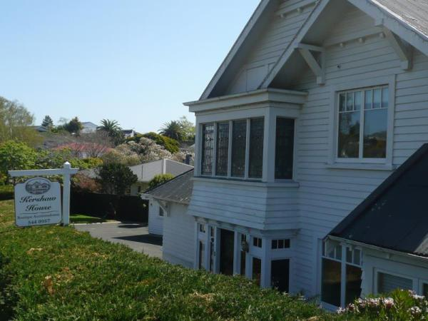 Kershaw House Boutique Accommodation Nelson