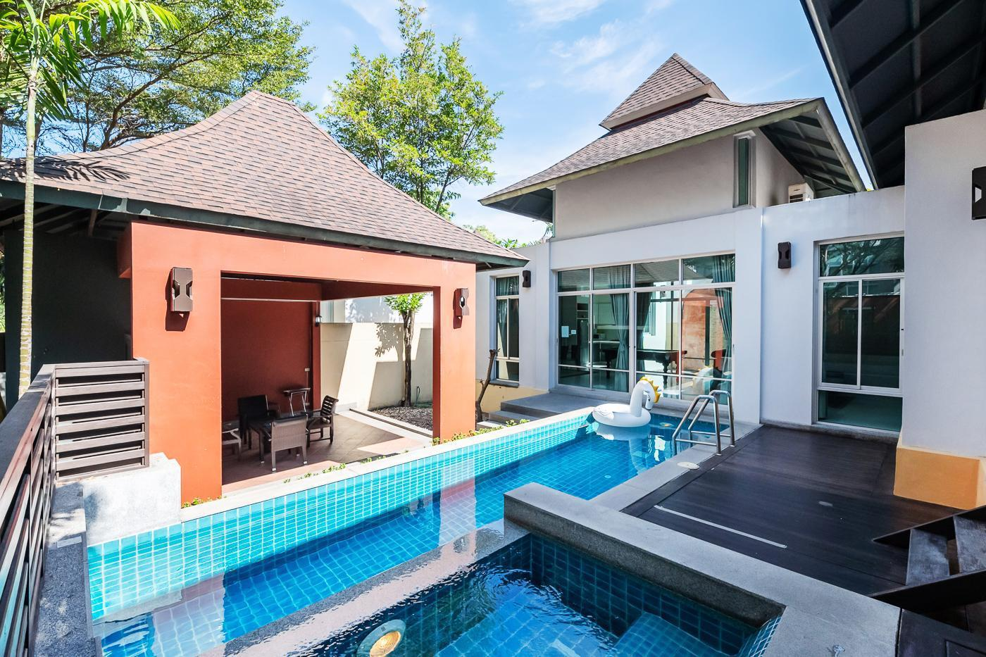 AnB pool villa with 2BR close to Jomtien beach AnB pool villa with 2BR close to Jomtien beach