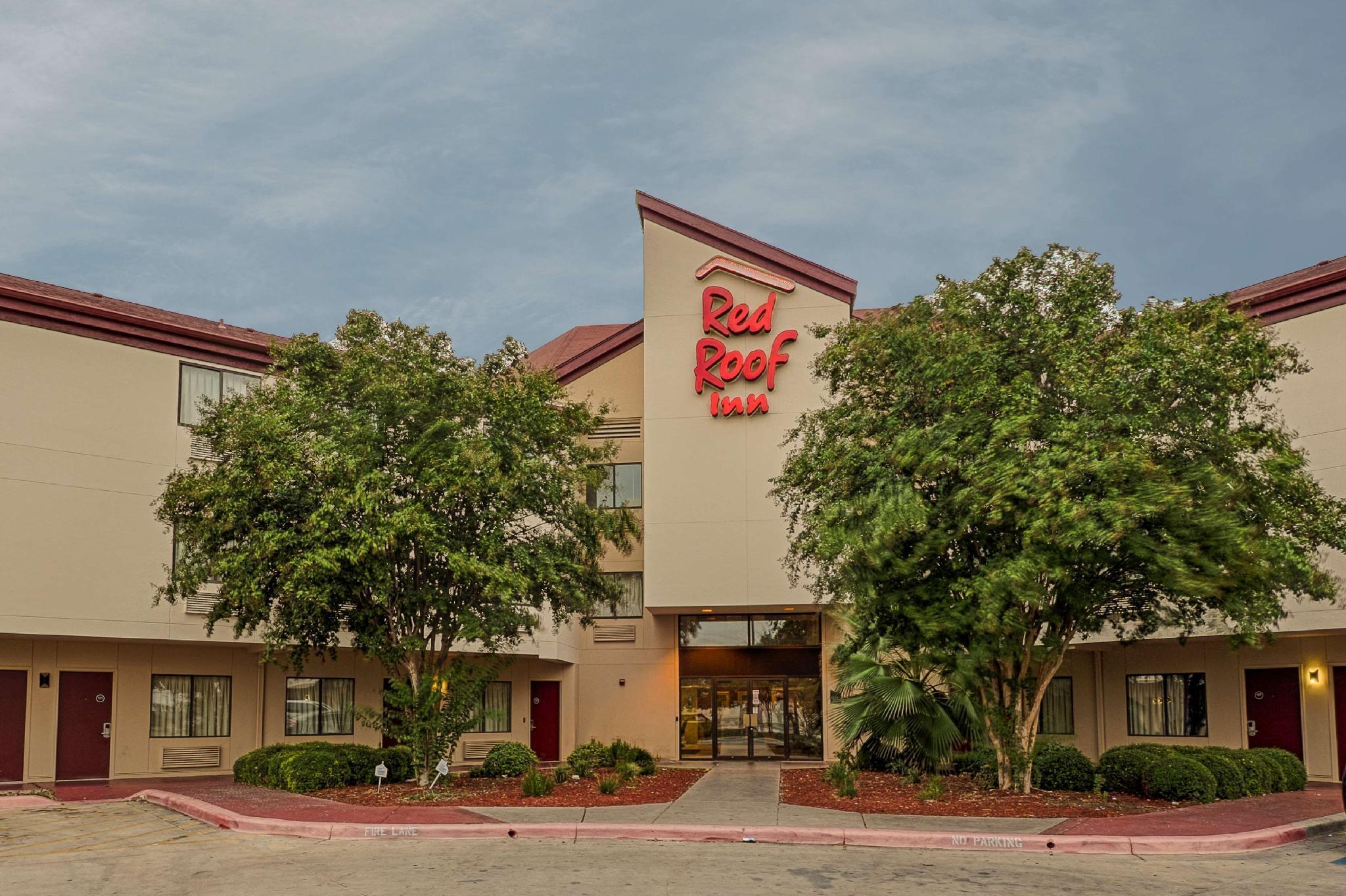 Red Roof Inn San Antonio   Seaworld  Northwest