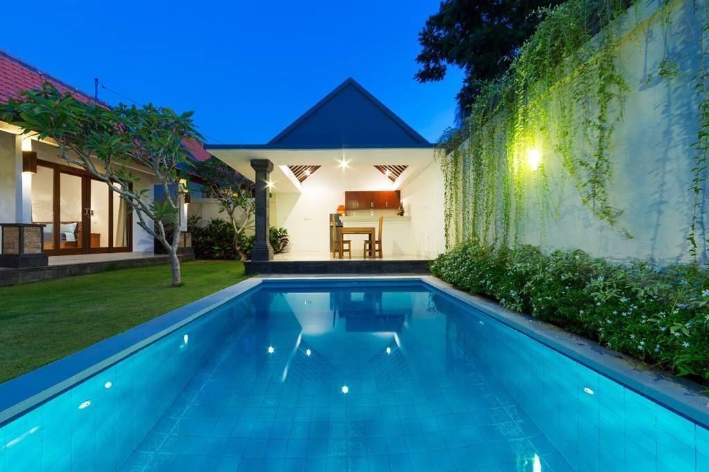 Big Pool One BR Private Pool Villa At Paisa V