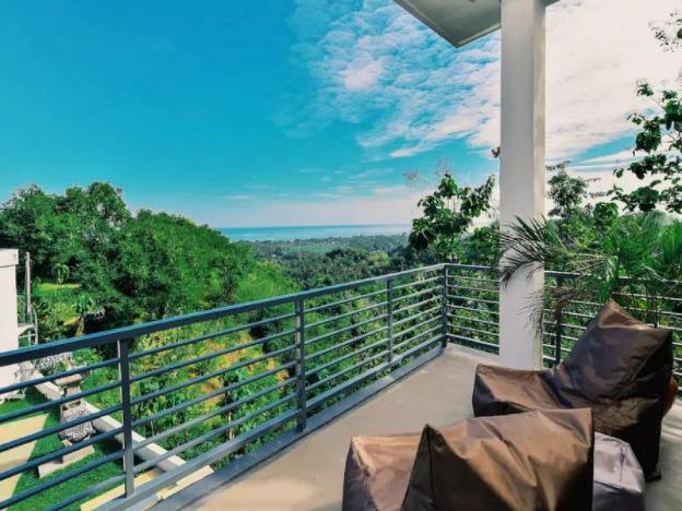Villa Kapal - Private LUXURY Villa AWESOME View