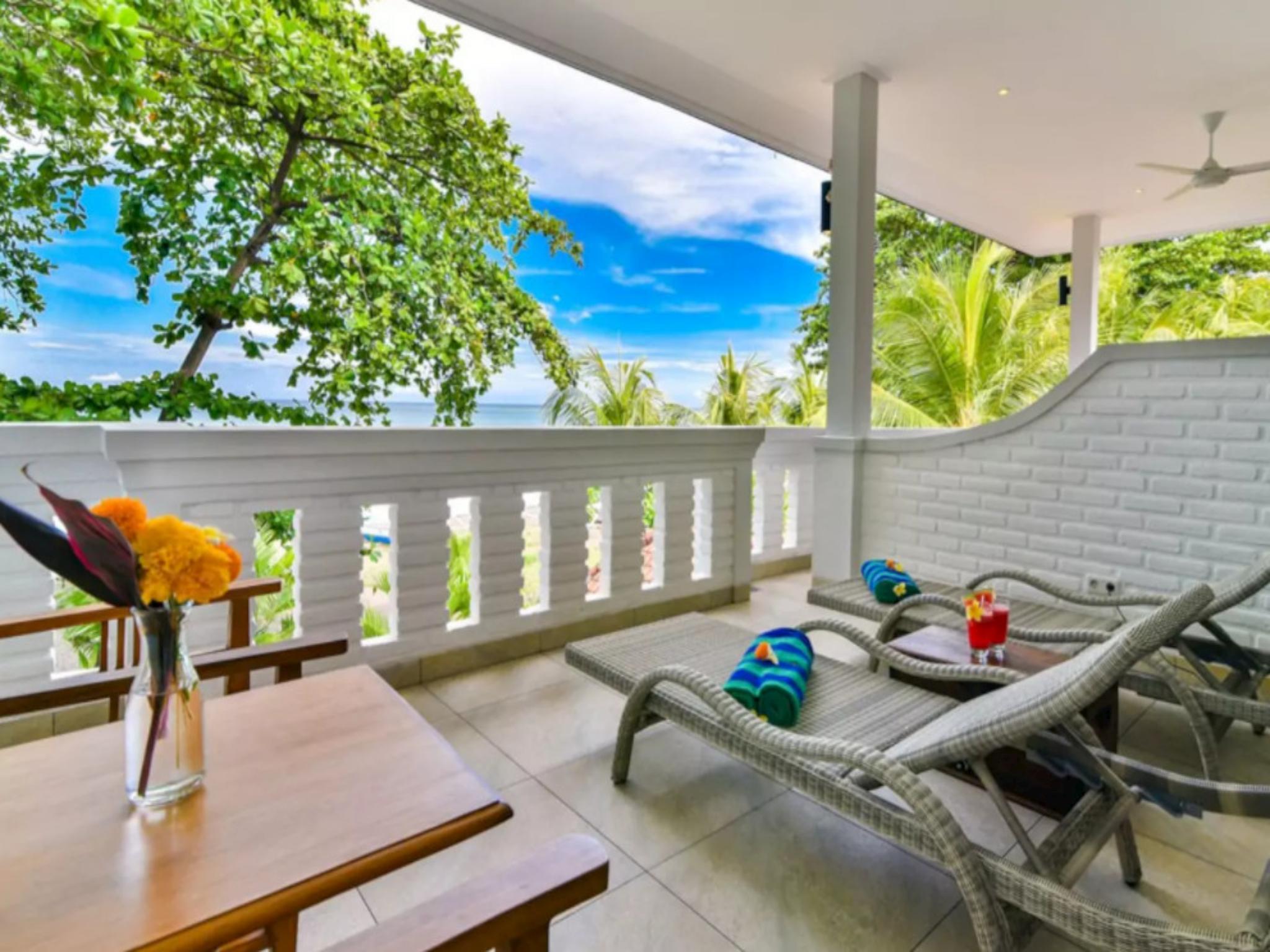 Villa Spice House Inn   Kayumanis Suite  Upstairs